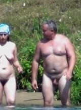 Mature couple looks for a way to feel younger at Nude Beach Dreams
